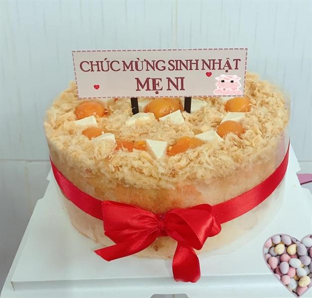 Bánh sinh nhật 22cm