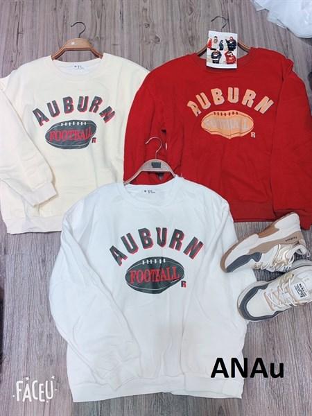 Áo Nỉ Auburn