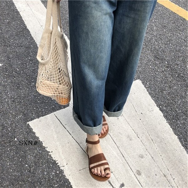 Sandal Xỏ Ngón