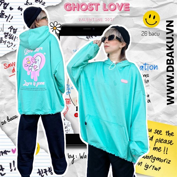 [DH] GHOST LOVE