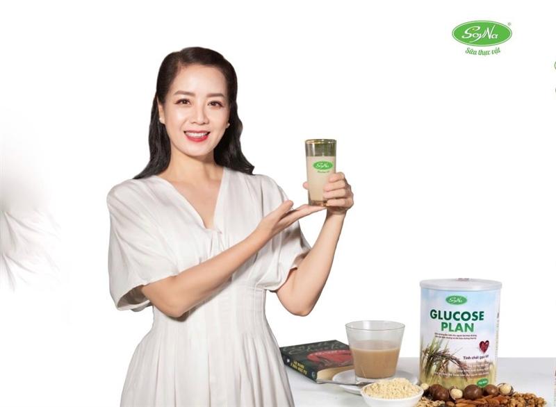 Sữa thực vật Glucosen Plan Canxi 800g