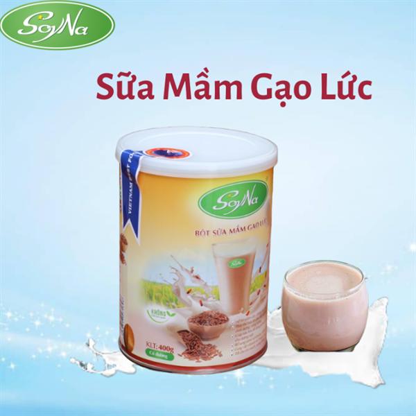 Sữa mầm gạo lứt có đường 400G