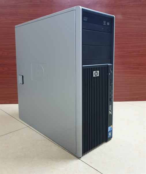 Case Workstation HP Z400 SK1366