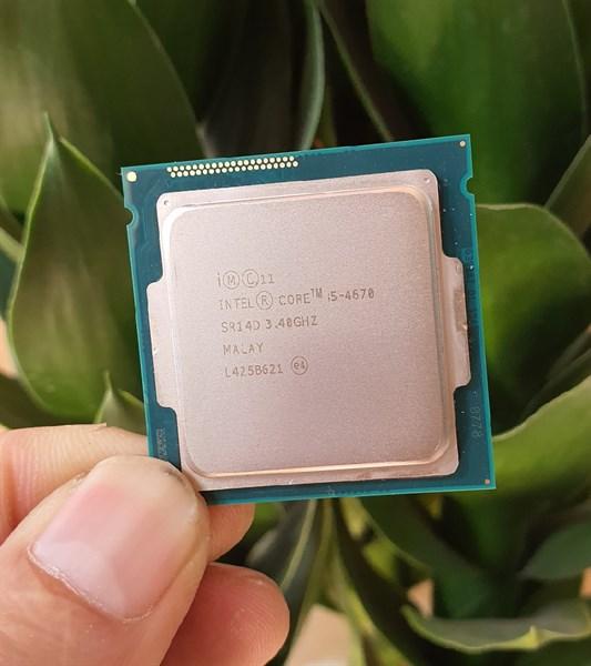 CPU Co i5 4670 SK1150