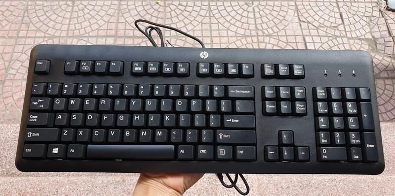 Bộ Bàn Phím HP 1156 + Chuột HP NEW