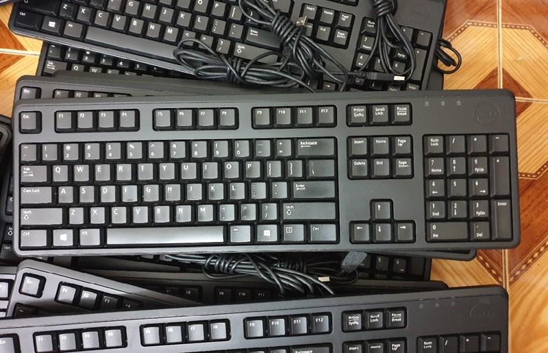 Bộ Bàn Phím DELL và Chuột USB