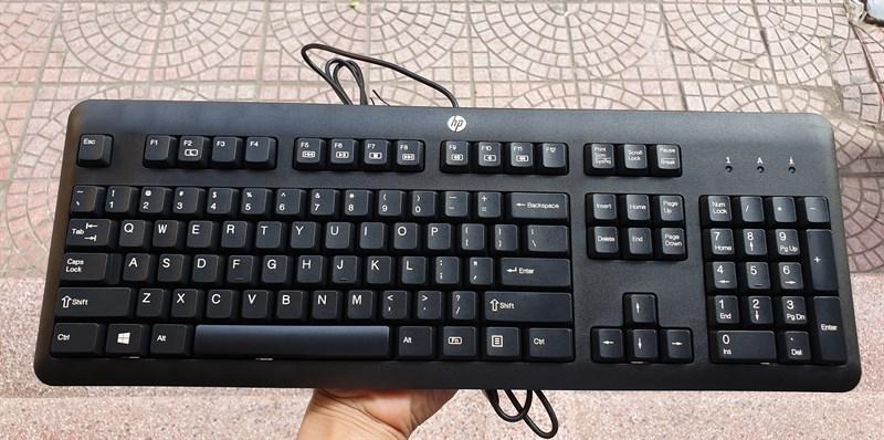 Bàn Phím USB HP KU1156