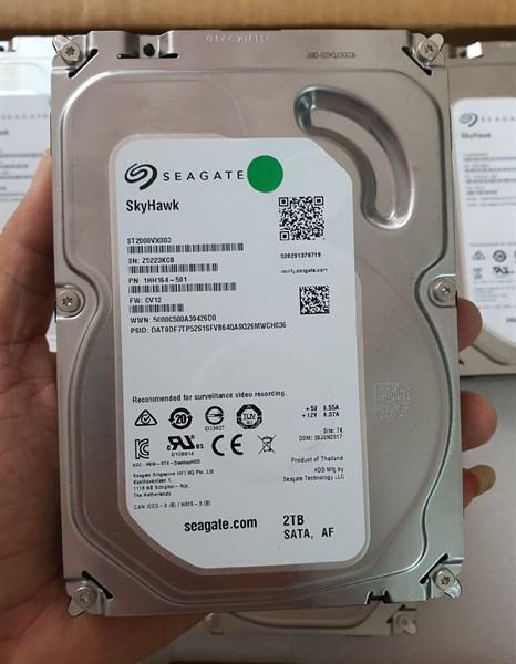 HDD Ổ Cứng 2000G (2TB)