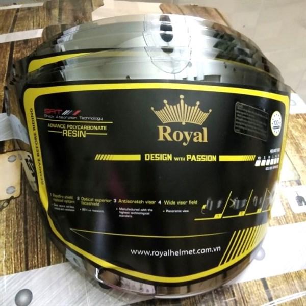 Kính gắn nón Royal/Asia M115 - M168
