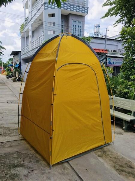 Lều thay đồ, lều vệ sinh di động