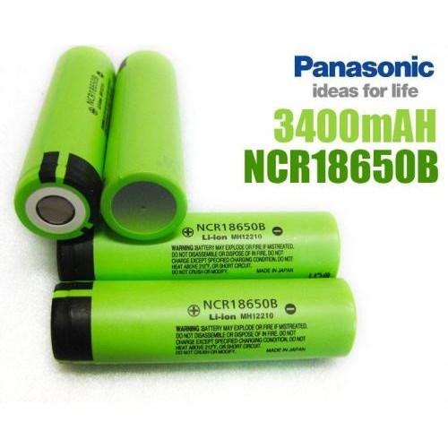 Pin Panasonic 18650