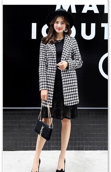 A0038 - Áo khoác len thời trang cao cấp