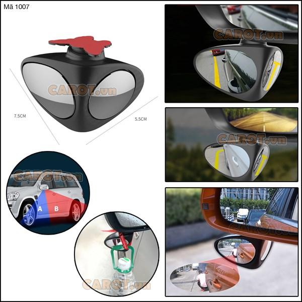 Bộ 2 Gương cầu chiếu điểm mù, hỗ trợ đỗ xe