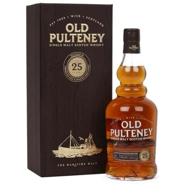 Old Pulteney 25 Năm