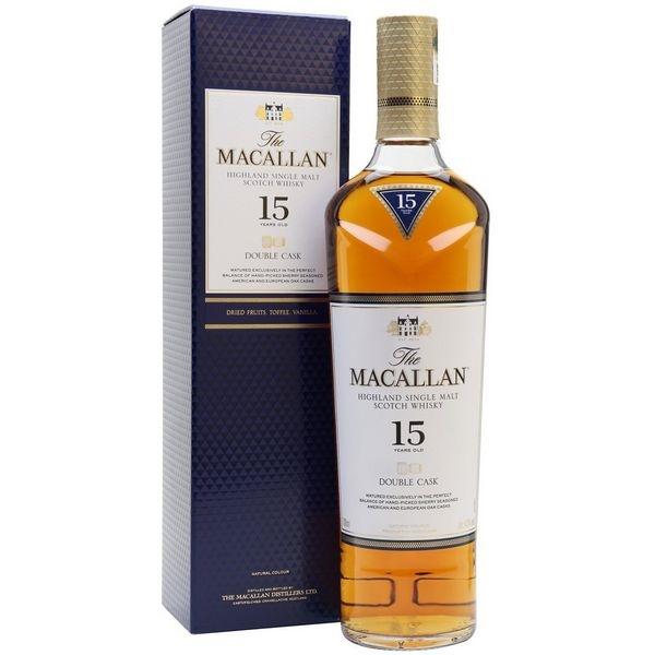 Macallan 15 Năm Double Cask