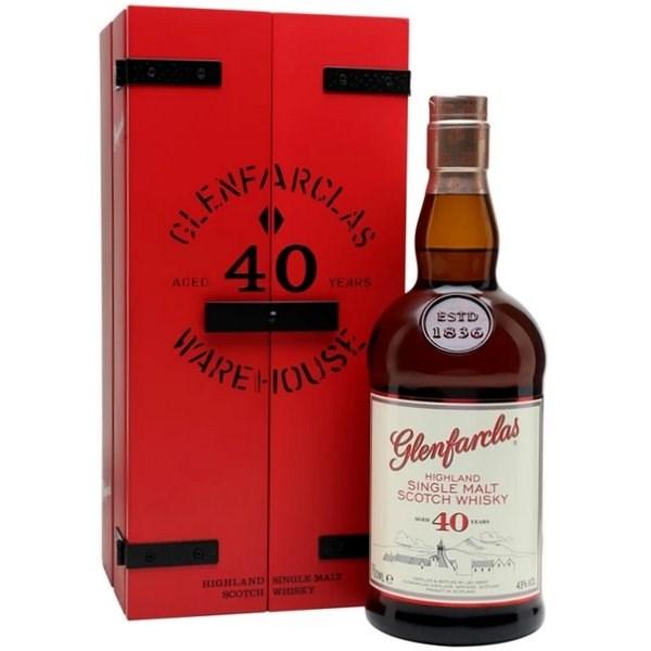 Glenfarclas 40 Năm