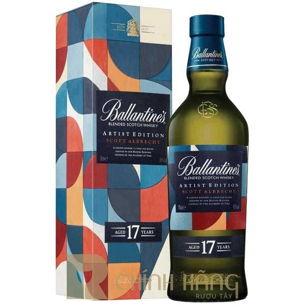 Ballantine's 17 Năm Artist Edition