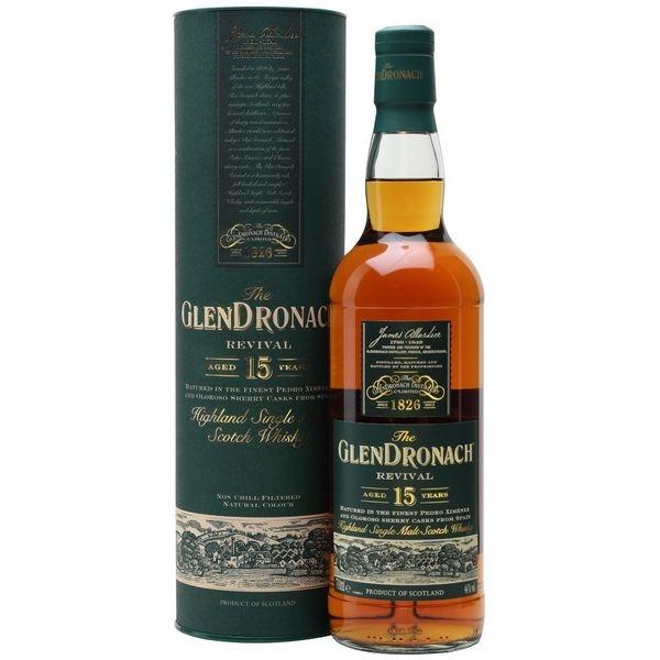 Glendronach 15 Năm
