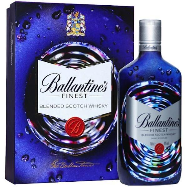 Ballantine's Finest True Music Hộp Quà