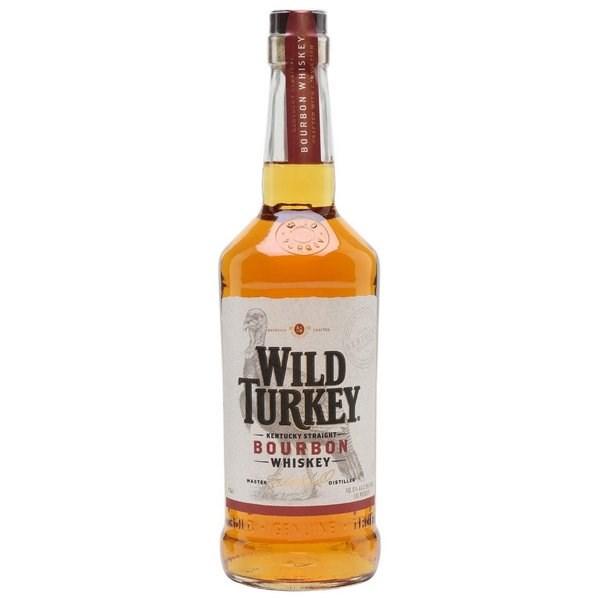 Wild Turkey Bourbon 81 750 ml - hình mô tả 2