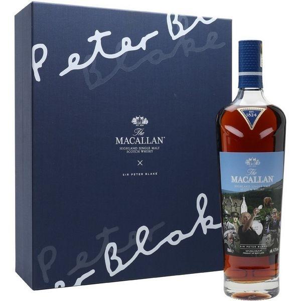 Macallan Sir Peter Blake