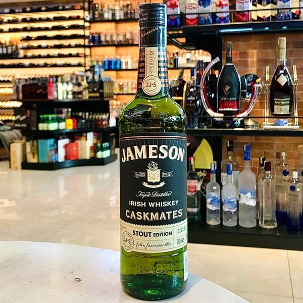 Jameson Caskmates Stout Edition 700 ml - hình mô tả 2