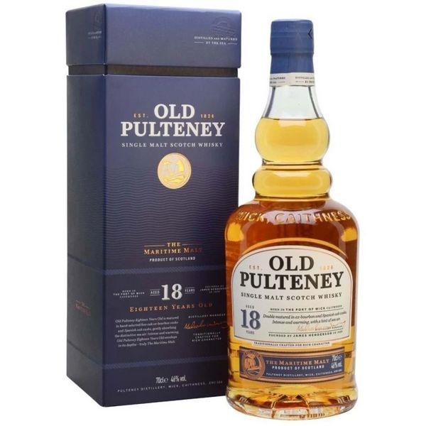 Old Pulteney 18 Năm