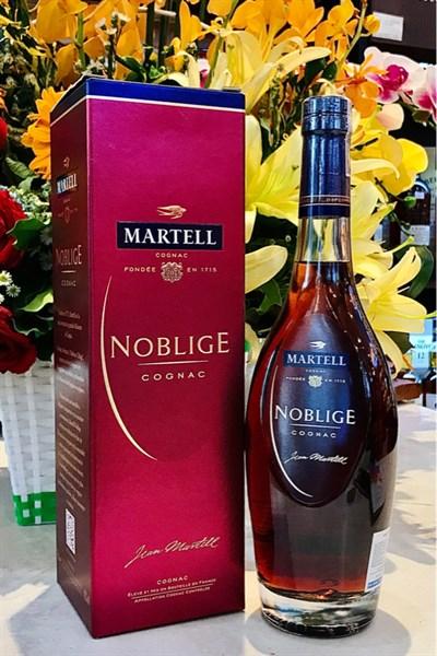 Martell Noblige 700 ml - hình mô tả 2