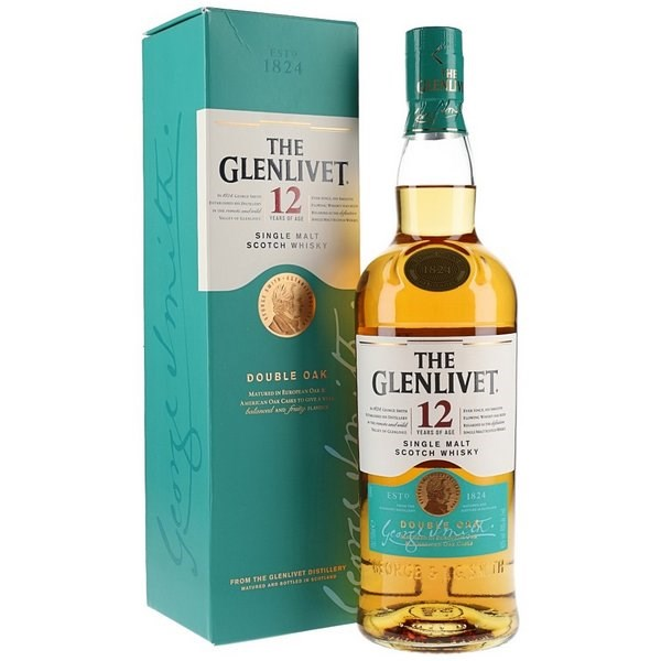Glenlivet 12 Năm Double Oak