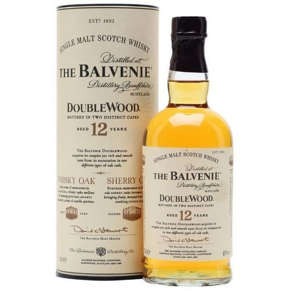 Balvenie 12 Năm DoubleWood 1L