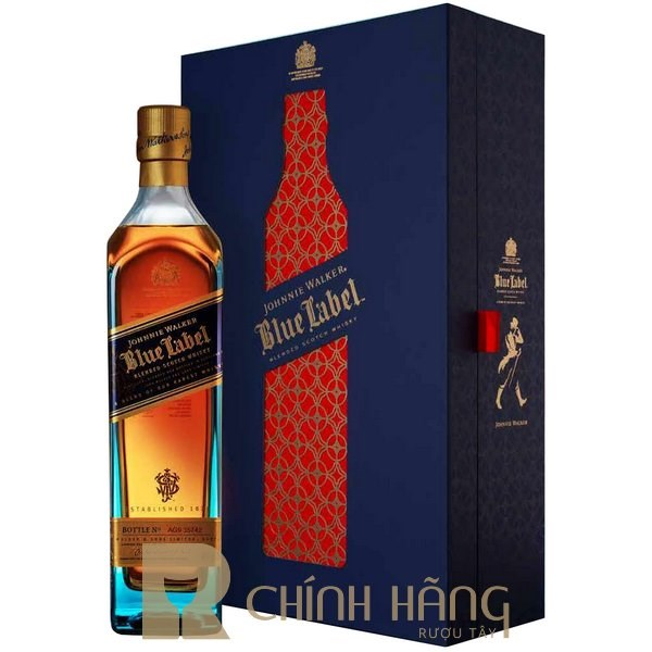 Johnnie Walker Blue Label - Hộp Quà Tết 2021