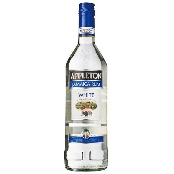 Appleton Jamaica White