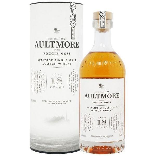 Aultmore 18 Năm