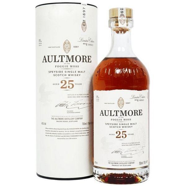 Aultmore 25 Năm