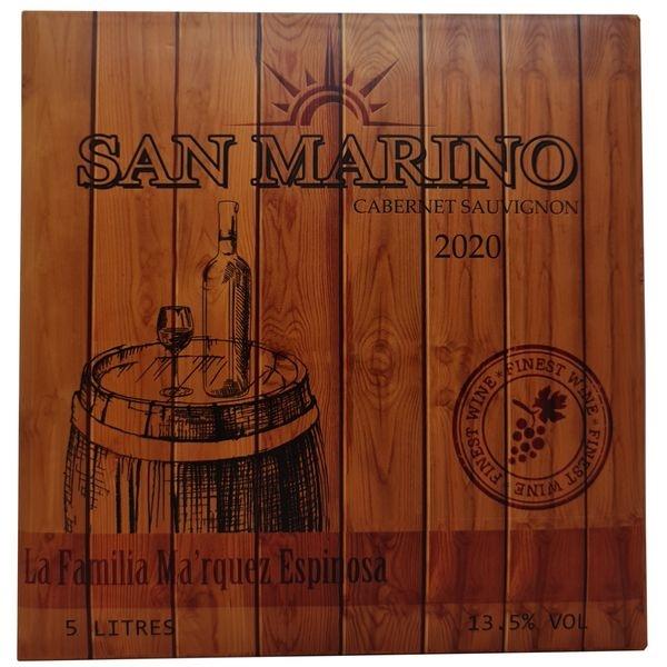 Vang bịch San Marino Cabernet Sauvignon 5L (Chile)