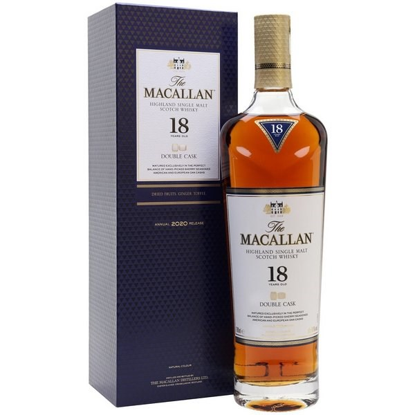 Macallan 18 Năm Double Cask