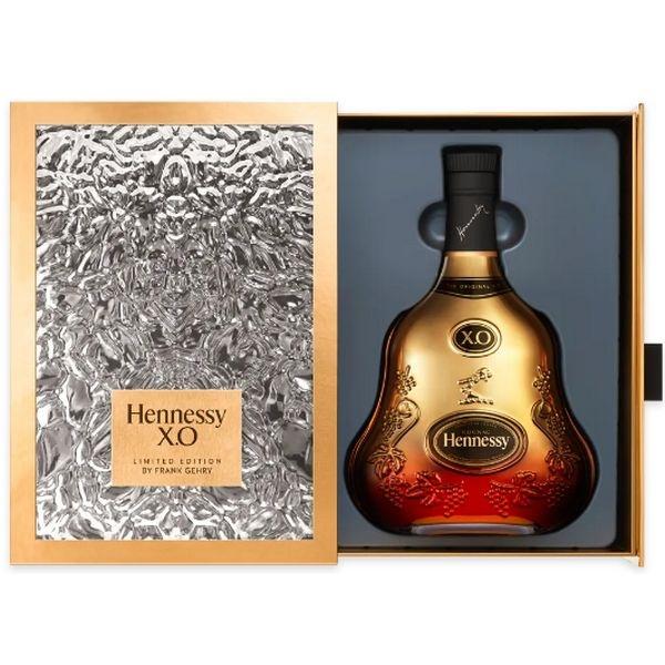 Hennessy XO Limited Frank Gehry 700 ml - hình mô tả 2