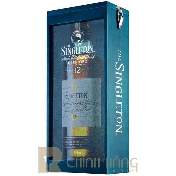 Singleton 12 Năm - Hộp Quà Tết 2021
