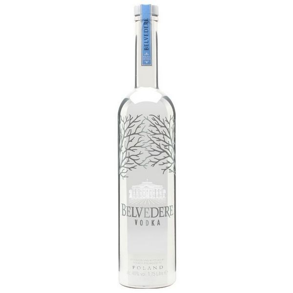 Belvedere Vodka Silver 1750ml