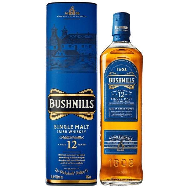 Bushmills 12 năm