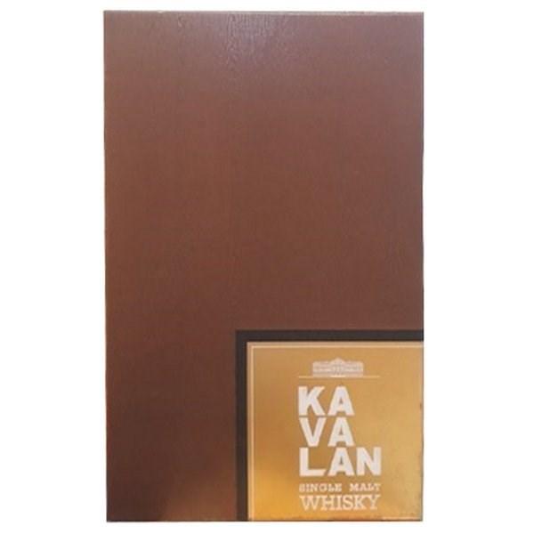Kavalan Single Malt Hộp Quà 700 ml - hình mô tả 2