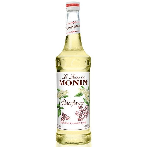 Monin Elder Flower (Hoa Cơm Cháy)