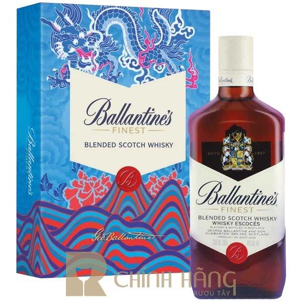 Ballantine's Finest - Hộp Quà Tết 2021