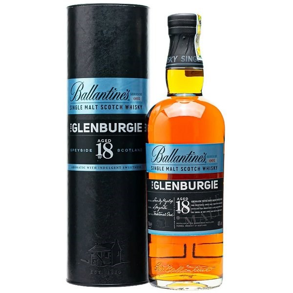 Rượu Ballantines The Glenburgie 18 năm