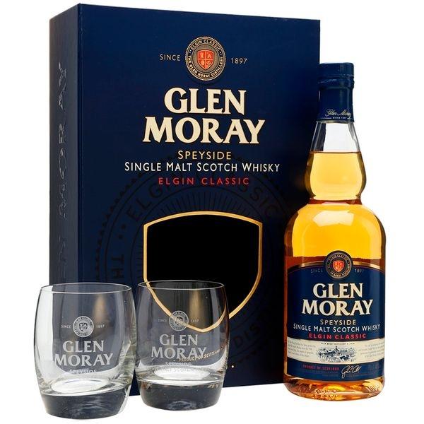 Glen Moray Elgin Classic Hộp Quà