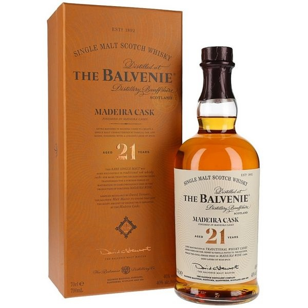 Balvenie 21 Năm Madeira Cask