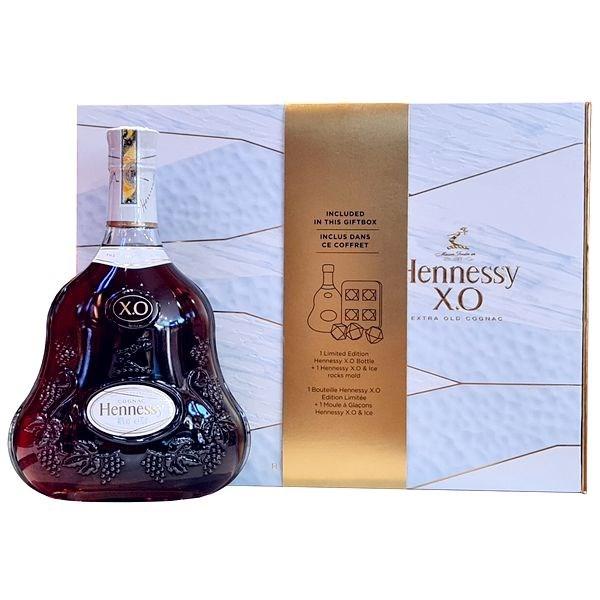 Hennessy XO Ice Ritual - Hộp Quà Tết 2021 700 ml - hình mô tả 2