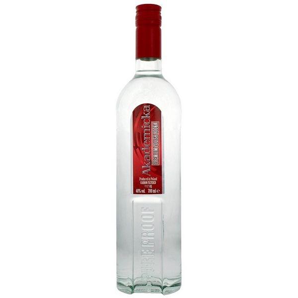 Akademicka Premium Polish Vodka