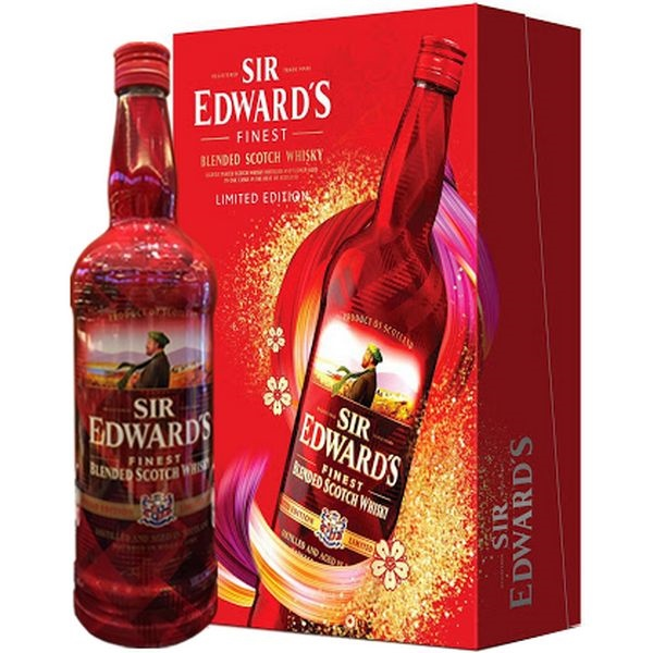Sir Edward's Finest Limited Hộp Quà