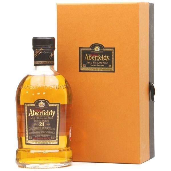 Aberfeldy 21 Năm